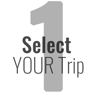 Step 1: Select Your Trip