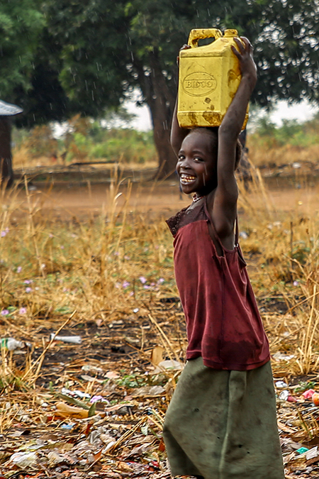 Help Families Access Safe, Clean Water