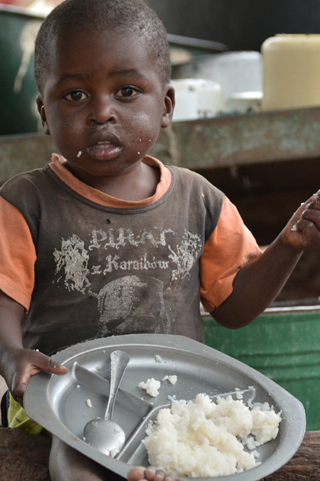 You Can Provide Meals for a Hungry Child