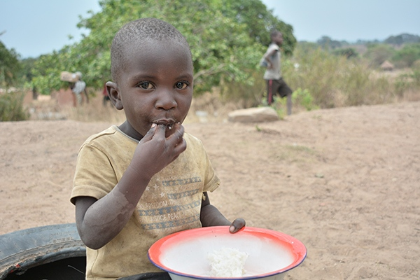 Humanitarian 101: Food and Agriculture