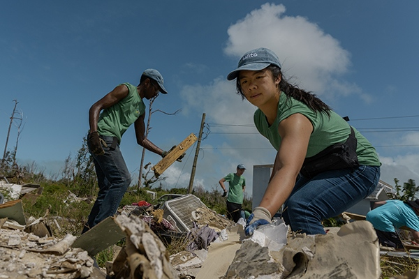 Humanitarian 101: Disaster Relief