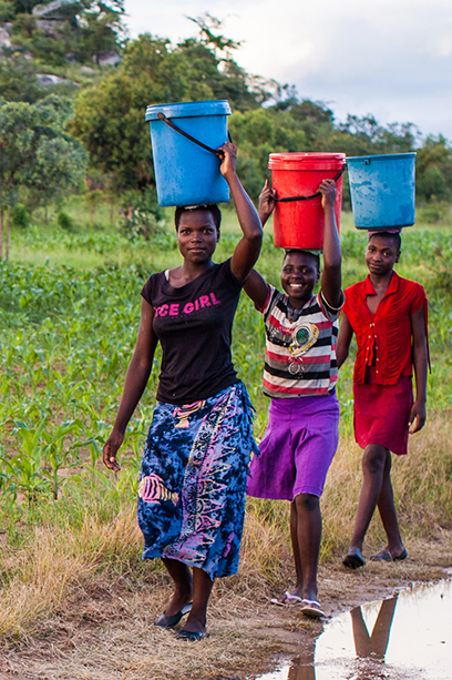 Give Clean Water to Families in the Toughest Places