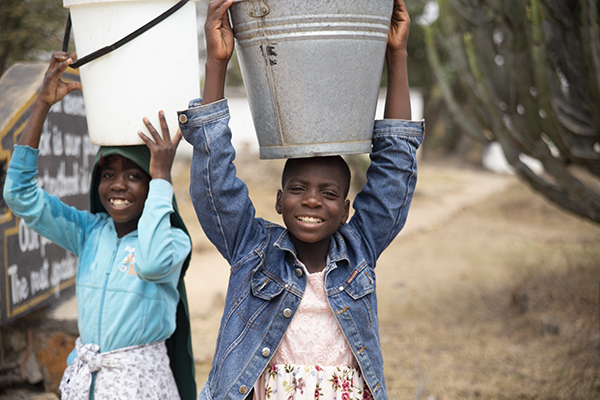 Our Humanitarian Quest: Clean Water