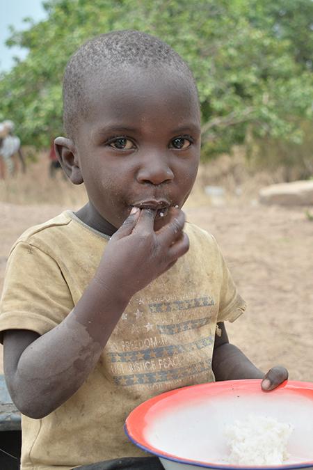 Help Avoid Famine in Eight Hunger Hotspots