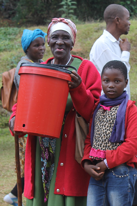 You Can Meet People's Immediate Need for Water